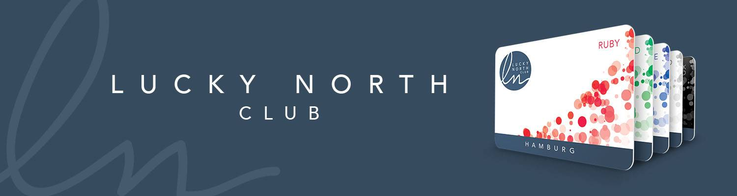 Lucky North Club Player Rewards Program at Hamburg Gaming