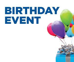 Birthday Event | Gaming promotions at Hamburg Gaming